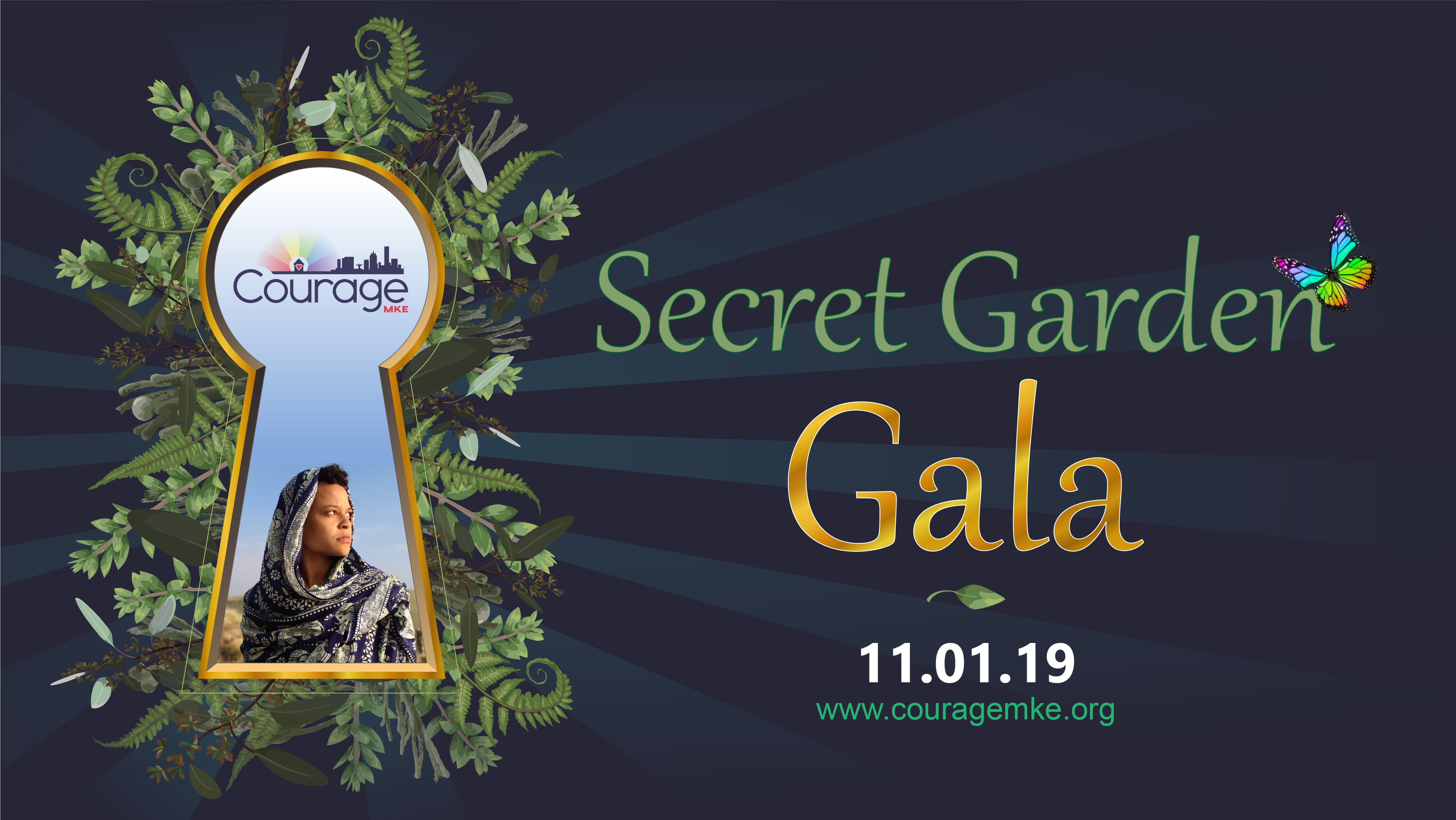 Courage Mke S 2019 Gala The Secret Garden Tickets The Pritzlaff