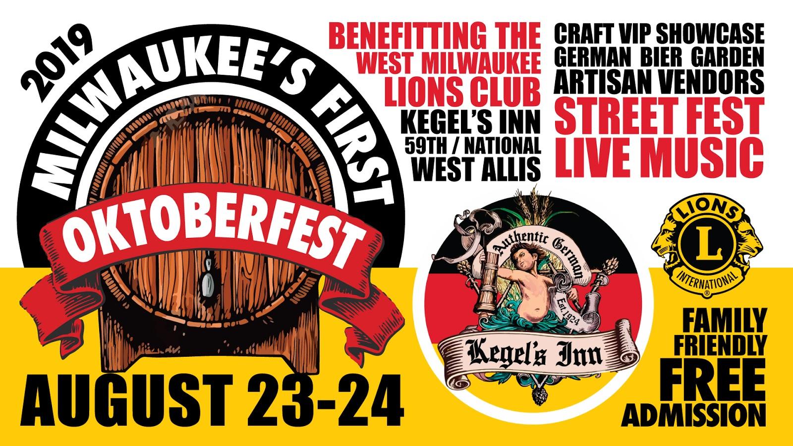 VIP Access: Milwaukee Oktoberfest Tickets | Kegel's Inn | West Allis, WI |  Sat, Aug 24 from 12pm - 2pm | Shepherd Express